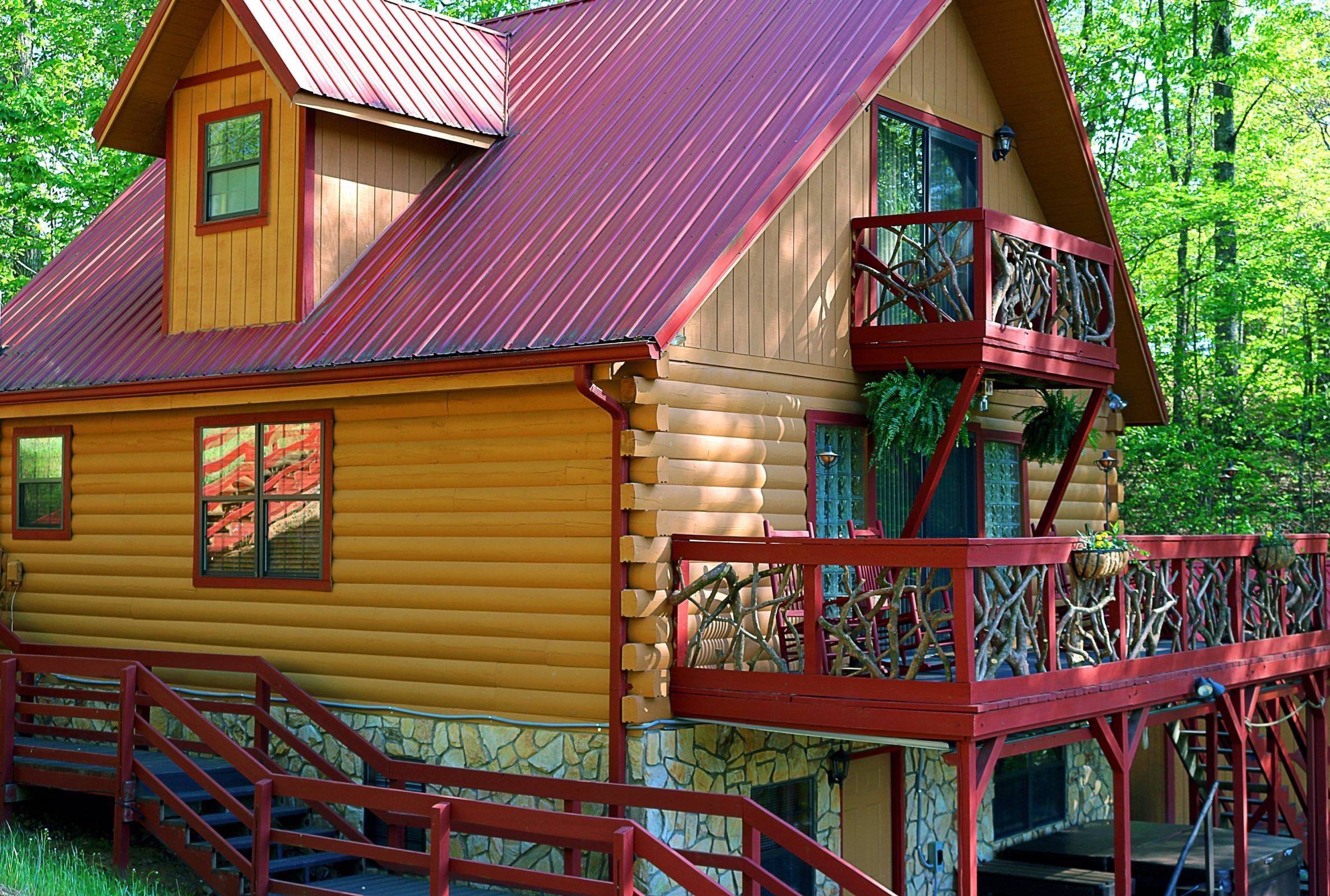 Nc Mountain Cabins Great Smoky Mountains National Park